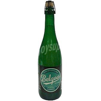 BELGOO Luppo cerveza rubia belga  botella 75 cl