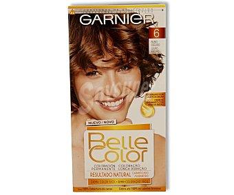 Belle Color Garnier Tinte capilar color rubio oscuro nº006