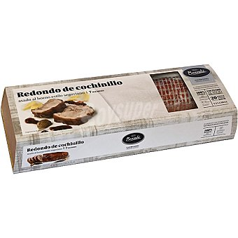 BONVEHI Redondo de cochinillo asado al estilo segoviano 7 raciones Caja 1,4 kg