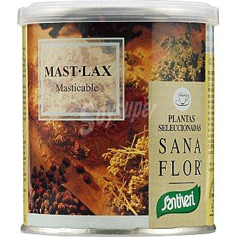 SANTIVERI SANAFLOR Laxante masticable a base de té Envase 75 g