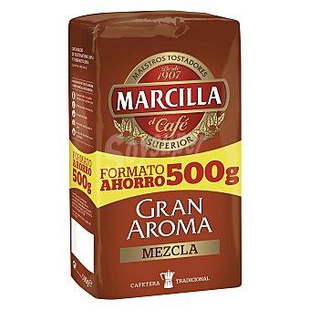 MARCILLA Gran Aroma café molido mezcla  paquete 500 g