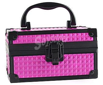 Guylond Estuche cosmético en maletín rosa pequeño 1 unidad