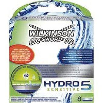 Wilkinson Cargador de afeitar Pack 8 unid