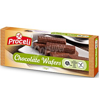 Proceli Galletas wafers choco 130 G