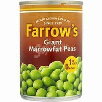 FARROW`S Guisantes Lata 300 g