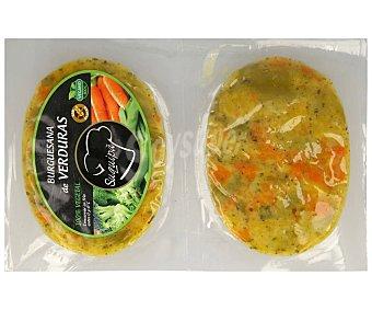 Suquipà Hamburguesa 100% vegetal y sin gluten elaborada con verduras suquipa 2 x 90 g