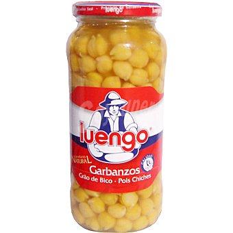 Luengo Garbanzo cocido Tarro 570 g