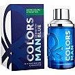 Colors Man Blue eau de toilette natural spray 100 ml spray 100 ml Benetton
