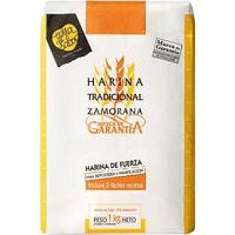 Zamorana Harina tradicional Paquete 1 kg