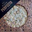 Pizza 3 quesos  Perfecto