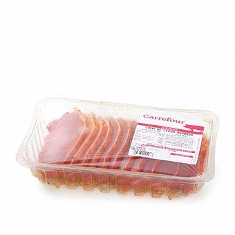 Lomo de Cerdo Extra Adobado Fileteado Carreofour 650 G Bandeja de 650.0 g. aprox