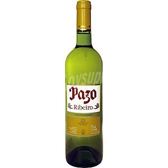 PAZO DE ULLOA Vino blanco D.O. Ribeiro Botella 75 cl