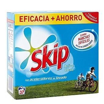 Skip Detergente máquina polvo maleta 35 cacitos 35 cacitos