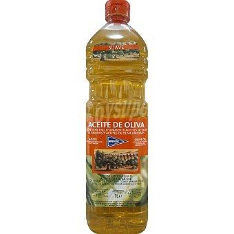 Hipercor Aceite de oliva suave 0,4º Botella 1 l