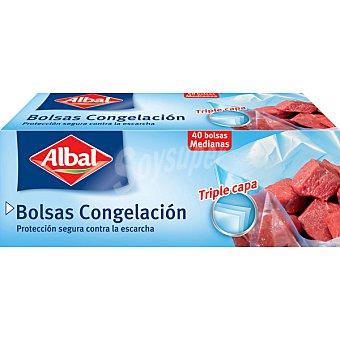 Albal Bolsa para congelar Caja 40 unid