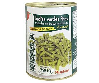 Auchan Judías Verdes Finas 210 Gramos