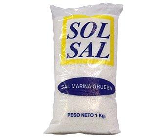 SOL SAL Sal gruesa 1 Kilogramo
