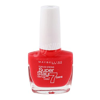 Maybelline New York Laca de uñas for. strong 490 hot salsa 1 ud