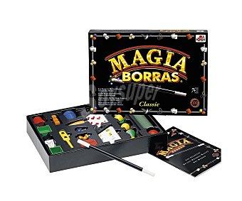 Borras Juego de magia con 100 trucos y manual 1 unidad