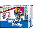 Pañales de 9 a 16 kg talla 5 bolsa 34 unidades 5 bolsa 34 unidades MOLTEX Baby Up