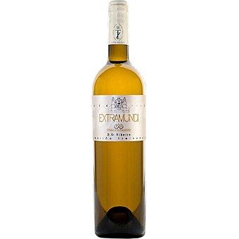 EXTRAMUNDI Vino blanco albariño-treixadura D.O. Ribeiro Botella 75 cl