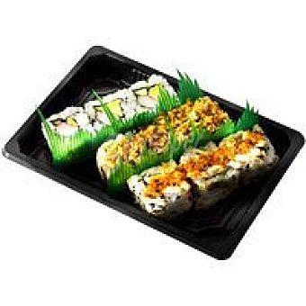 Sushi-dac Classic Cruch&Spicy bandeja 185 g