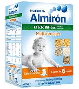 Almirón Nutricia Papilla multicereales bifidus 600 g