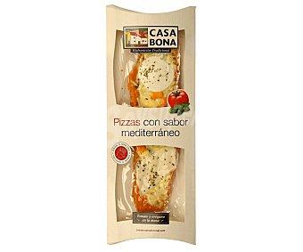 Casa Bona Pizzeta siete quesos 400 g
