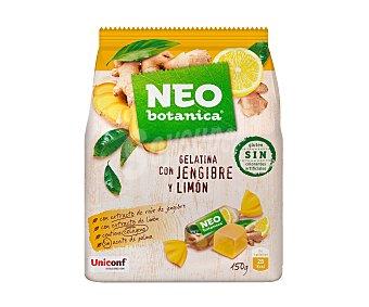 Neo Gelatina con jengibre y limón (caramelos) botanica 150 g