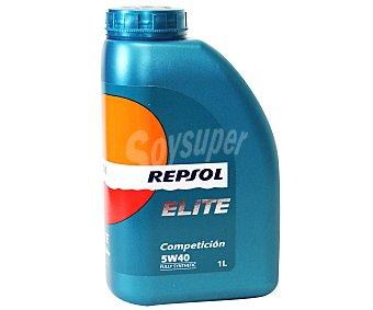 REPSOL Lubricante sintético para vehículos gasolina y diésel, 1 litro