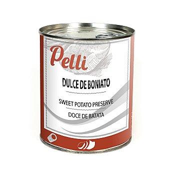 Pelli Dulce de boniato sin gluten y sin lactosa 850 g
