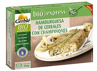 CEREAL BIO Hamburguesa de cereales con champiñones 200 g