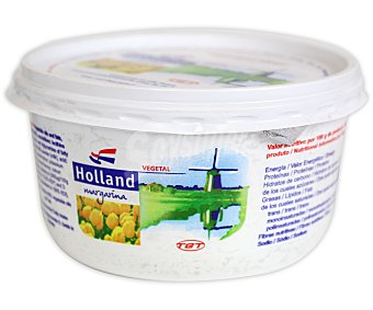 Holland Margarina Vegetal Tarrina 1 Kilogramo