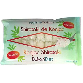 RÉGIME DUKAN Fideos shirataki con raíz de konjac Envase 200 g