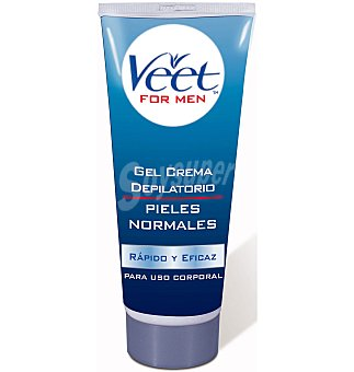 Veet For Men Crema depilatoria piel normal 200 ml