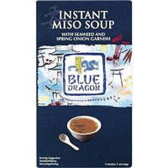 Miso blue dragon Sopa Miso Paquete 93 g