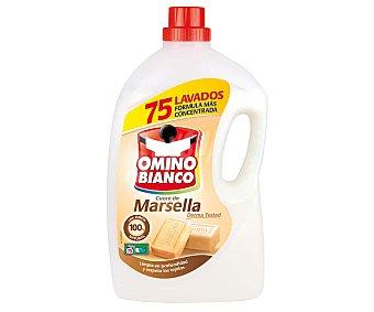 Omino Bianco Detergente líquido para lavadora Marsella 75 lav.