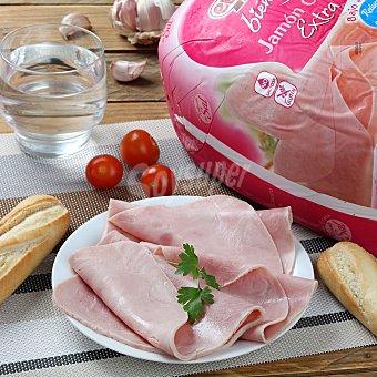 El Pozo Jamón cocido extra sin sal  0% grasa Sobre de 250gr
