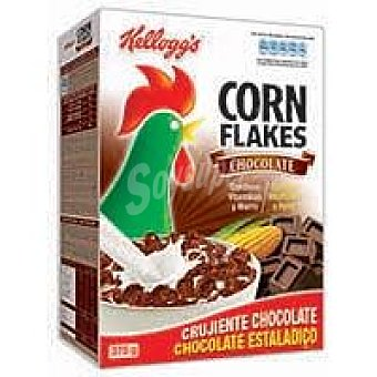Corn flakes Cereales chocolate kelloggs 375gr