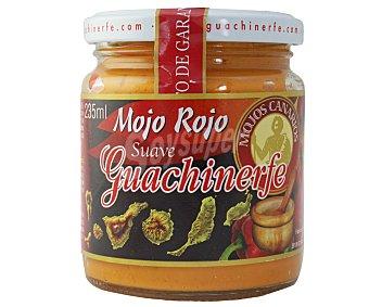 Guachinerfe Mojo rojo normal Tarro de 200 gramos