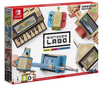 Nintendo Kit de juegos variados labo labo Kit variado