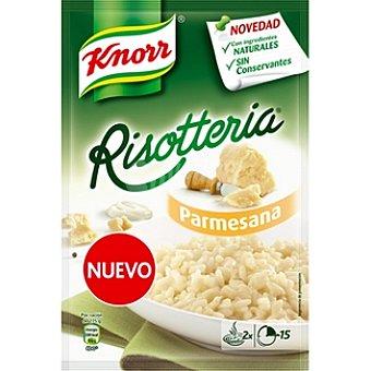 Knorr Preparado para cocinar risotto parmesano Risotteria Envase 175 g