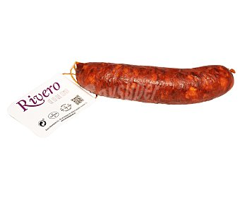 Rivero Chorizo ahumado en barra, elaborado sin gluten y sin lactosa 150 g