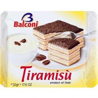 Balconi Tarta de tiramisú Paquete 500 g