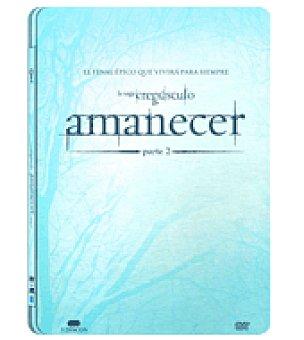 Amanecer parte 2 caja DVD