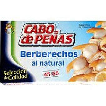Cabo Peñas Berberechos 45/55 Lata 111 g