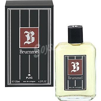 Brummel eau de cologne masculina Frasco 125 ml