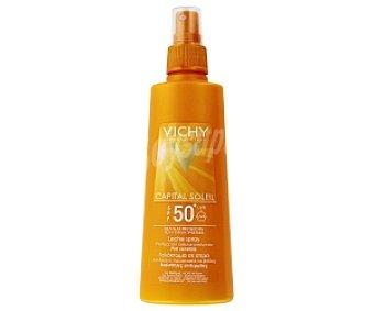 Vichy Leche solar spray, Alta protección FP50 200 Mililitros