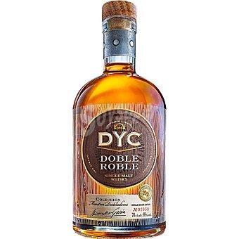 Dyc Doble Roble whisky de malta Botella 70 cl
