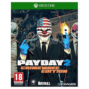 XBOX ONE Videojuego Payday 2: Crimewave Edition para Xbox One